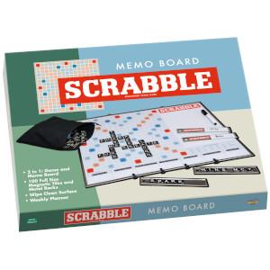 Scrabble Memo Board