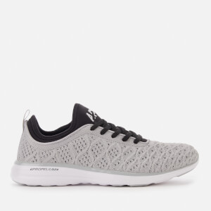 Athletic Propulsion Labs Women's TechLoom Phantom Trainers - Quiet Grey/Black/White