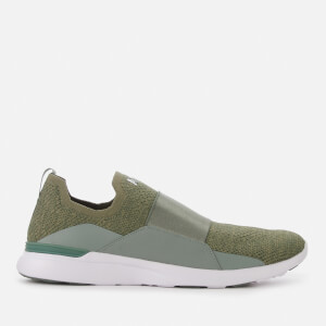 Athletic Propulsion Labs Men's TechLoom Bliss Trainers - Shadow Green/Fatigue/White