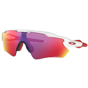Oakley Radar EV Path Prizm Road Sunglasses - Polished White