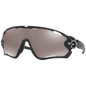 Oakley Jawbreaker Polarised サングラス - Polished Black/Prizm Black