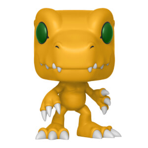 Digimon - Agumon Figura Pop! Vinyl