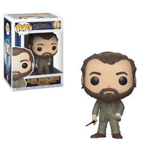 Fantastic Beasts 2 Dumbledore Pop! Vinyl Figure