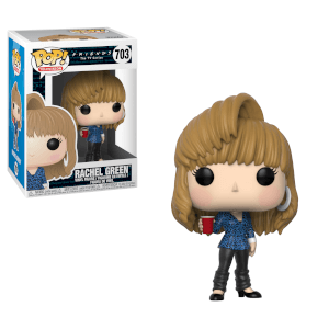 Friends - Rachel Con Pettinatura Anni '80 Figura Pop! Vinyl