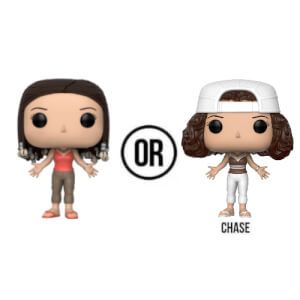 Friends Monica with Dreadlocks Pop! Vinyl Figure