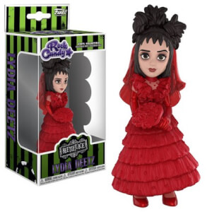 Figurine Rock Candy - Lydia - BeetleJuice