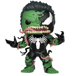 Figurine Pop! Hulk Venomisé - Marvel