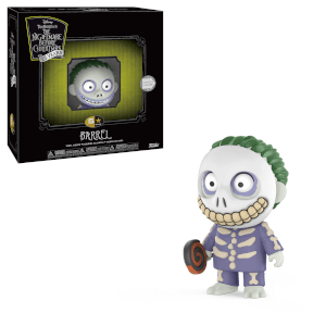 Funko 5 Star Vinyl Figure: Disney The Nightmare Before Christmas - Barrel