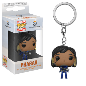 Llavero Funko Pop! Pharah - Overwatch