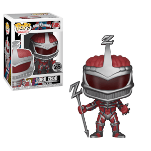Figura Funko Pop! Lord Zedd - Power Rangers