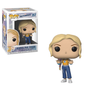 Marvel Runaways Karolina Funko Pop! Vinyl