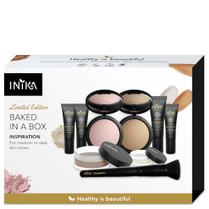Conjunto Baked in a Box da INIKA - Inspiration