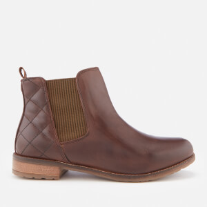 Barbour Women's Abigail Leather Chelsea Boots - Wine