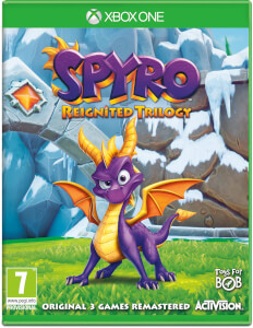 Spyro Reignited Trilogy -