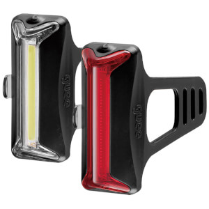 Guee Cob-X Front / Rear Black Light Twinset
