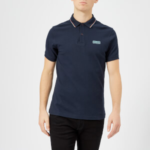 Barbour International Men's Road Polo Shirt - Navy