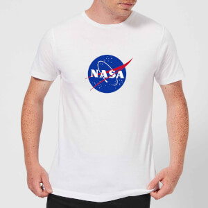 NASA Logo Insignia T-Shirt - White