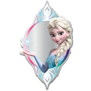 Disney Frozen Large Mirrored Wall Sticker
