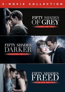 Fifty Shades 1-3 Boxset