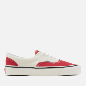 Vans Anaheim Era 95 DX Trainers - Og Red/Og White