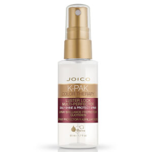 Joico K-Pak Color Therapy Luster Lock Multi-Perfector Daily Shine and Protect Spray(조이코 케이-팩 컬러 테라피 프로텍트 스프레이 50ml)