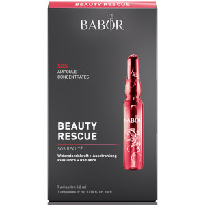 BABOR Ampoule Beauty Rescue 7 x 2ml
