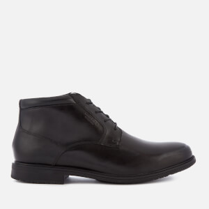 Rockport Men's Essential Detail II Waterproof Chukka Boots - Black