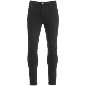 Ringspun Men's Oberon Skinny Jeans - Black