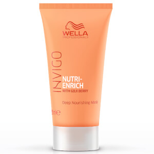 Wella Professionals INVIGO Nutri-Enrich Mask 30ml (Free Gift)