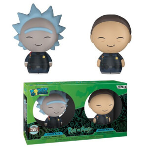 Rick and Morty Police Dorbz Vinyl Figure 2-Pack