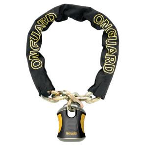 OnGuard Beast Chain Padlock - 110cm x 12mm