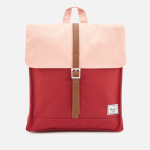 Herschel Supply Co. Women's City Mid-Volume Backpack - Brick Red/Peach