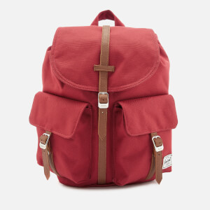 Herschel Supply Co. Women's Dawson Extra Small Backpack - Brick Red/Tan