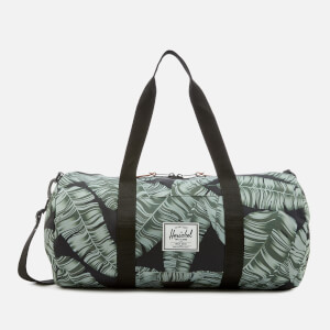 Herschel Supply Co. Men's Sutton Mid-Volume Duffle Bag - Black Palm