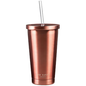 Ted Baker Tumbler - Rose Gold