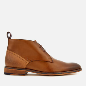 Ted Baker Men's Deksta Leather Desert Boots - Tan