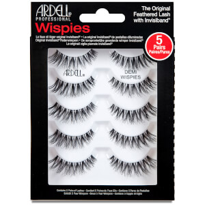 Ardell Multipack Demi Wispies False Eyelashes -irtoripset, 5 paria