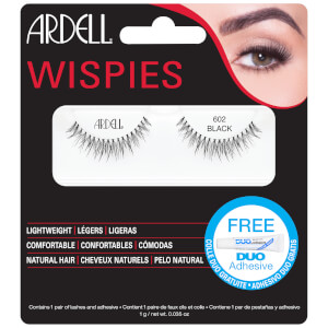 Ardell Wispies Cluster False Eyelashes -irtoripset, 602