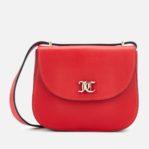 Juicy Couture Women's Charm Saddle Bag - Cherry