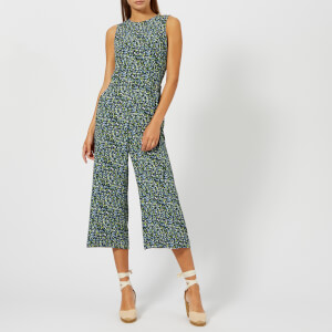 MICHAEL MICHAEL KORS Women's Tiny Wild Flower Jumpsuit - Multi