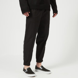 McQ Alexander McQueen Men's Chino Track Pants 02 - Darkest Black