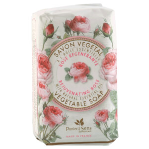 Panier des Sens The Essentials Rejuvenating Rose Perfumed Soap