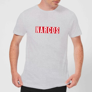 Narcos Logo T-Shirt - Grey