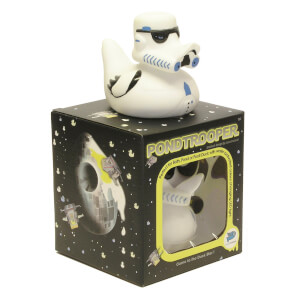 Pond Trooper - Light Up Bath Duck