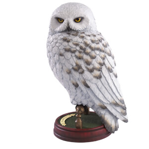 "Harry Potter Hedwig 9.5"" Resin Sculpture"