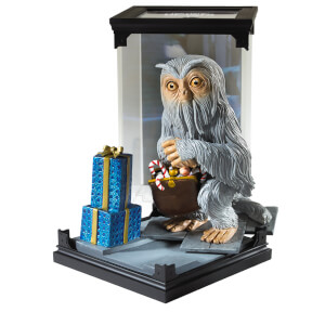Fantastic Beasts and Where to Find Them Magical Creatures Demiguise Sculpture