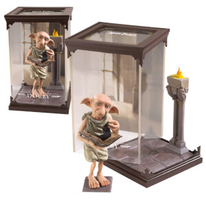 Harry Potter Magical Creatures Dobby Sculpture