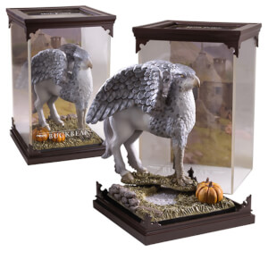 Harry Potter Magical Creatures Buckbeak Sculpture