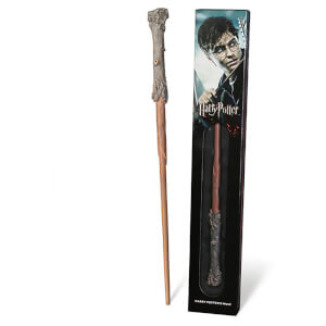 Harry Potter Harry Potter's Wand with Window Box