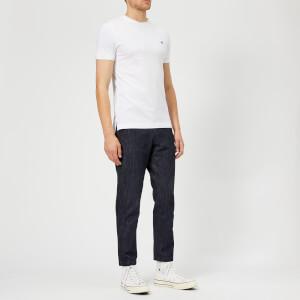 Vivienne Westwood Men's Organic Jersey Peru T-Shirt - White: Image 3
